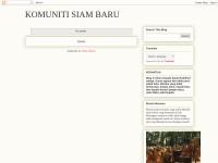 http://komunitisiambaru.blogspot.com/