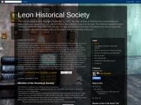http://leonhistoricalsociety.blogspot.com/
