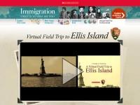 http://teacher.scholastic.com/activities/immigration/webcast.htm
