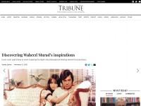 http://tribune.com.pk/story/70978/discovering-waheed-murads-inspirations/
