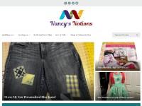 http://www.Nancysnotions.com