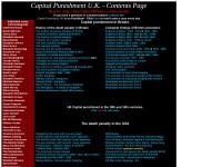 http://www.capitalpunishmentuk.org/contents.html