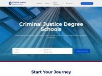 http://www.criminaljusticedegreeschools.com/