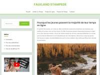 http://www.falklandstampede.ca
