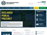 http://www.police.sa.gov.au/sapol/home.jsp