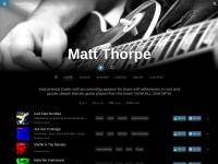 http://www.soundclick.com/mattthorpe