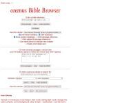 http://bible.oremus.org/