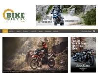 http://bikeroutes.co.za/