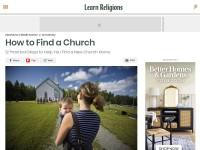http://christianity.about.com/od/churchandcommunity/ht/chooseachurch.htm