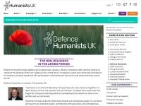 http://defencehumanists.org.uk/