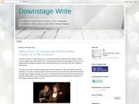 http://downstagewrite.blogspot.com/