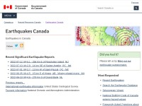 http://earthquakescanada.nrcan.gc.ca/index-eng.php