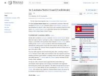 http://en.wikipedia.org/wiki/1st_Louisiana_Native_Guard_(CSA)