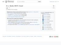 http://en.wikipedia.org/wiki/H._L._Hunley_JROTC_Award
