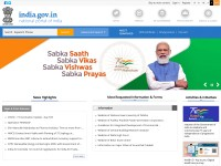 http://india.gov.in
