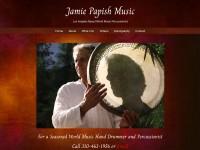 http://jamiepapishmusic.com/