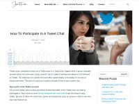 http://janetfouts.com/how-to-participate-in-a-tweet-chat/