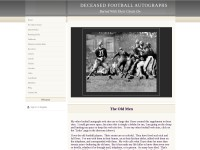 http://morevintagefootballautographs2.webs.com/