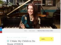 http://sarasmusicstudio.com/2015/06/01/i-make-my-children-do-music-video/