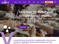 http://savvycompany.ca