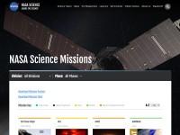 http://science.nasa.gov/missions/