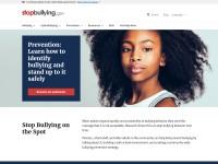 http://stopbullying.gov