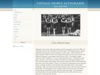 http://vintagesportsautographs.webs.com/