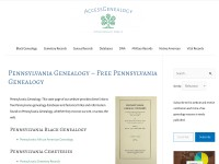 http://www.accessgenealogy.com/pennsylvania-genealogy