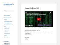 http://www.amateurlogic.tv/blog/