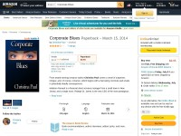 http://www.amazon.com/Corporate-Blues-Christina-Paul/dp/0989430847/ref=sr_1_1_title_1_pap?s=books&ie=UTF8&qid=1399284736&sr=1-1&keywords=Corporate+Blues