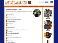 http://www.ancientamerican.com/links.html