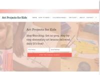 http://www.artprojectsforkids.org/