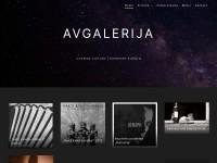 http://www.avgalerija.lt/