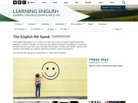 http://www.bbc.co.uk/learningenglish/english/features/the-english-we-speak