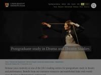 http://www.birmingham.ac.uk/students/courses/postgraduate/combined/drama/playwriting-studies.aspx