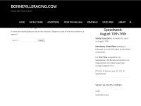 http://www.bonnevilleracing.com/index.asp