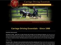 http://www.carriagedrivingessentials.com