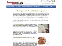 http://www.cctvcameraworld.com/beginners-guide-to-wildlife-photography.html
