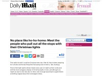 http://www.dailymail.co.uk/femail/article-2071523/Christmas-lights-Meet-people-pull-stops.html#comments