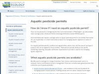 http://www.ecy.wa.gov/programs/wq/pesticides/index.html