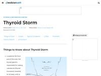 http://www.emedicinehealth.com/thyroid_storm/article_em.htm