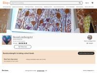 http://www.etsy.com/shop/rosielombergart