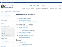 http://www.faa.gov/regulations_policies/handbooks_manuals