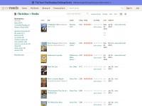 http://www.goodreads.com/review/list/18320637-christina-paul