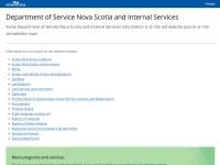 http://www.gov.ns.ca/snsmr/access/