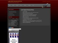 http://www.gregwapling.com/hotrod/land-speed-racing-history/land-speed-racing-history.html