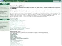 http://www.leg.wa.gov/legislature/Pages/visitingthelegislature.aspx