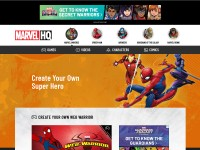 http://www.marvel.com/create_your_own_superhero