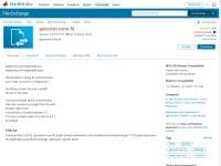 http://www.mathworks.com/matlabcentral/fileexchange/11733-gaussian-curve-fit