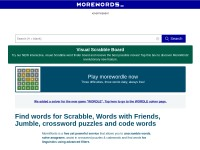 http://www.morewords.com/